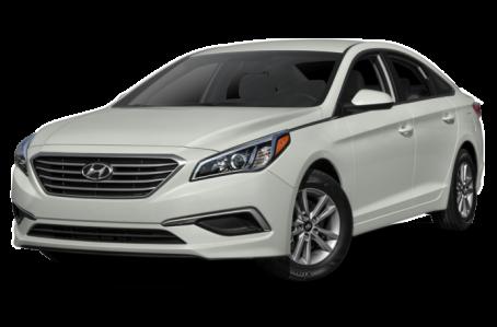 2016 Hyundai Sonata Exterior