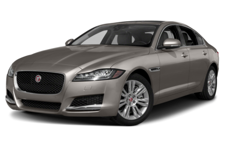 New 2016 Jaguar XF Exterior