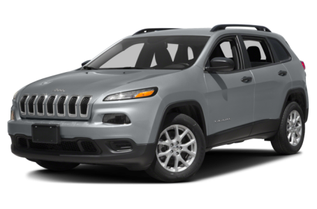 New 2016 Jeep Cherokee Exterior