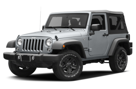 New 2016 Jeep Wrangler Exterior