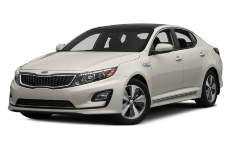 New 2016 Kia Optima Hybrid Exterior