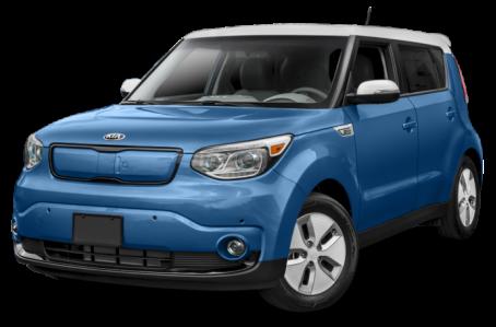 New 2016 Kia Soul EV Exterior