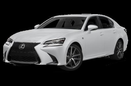 New 2016 Lexus GS 350 Exterior