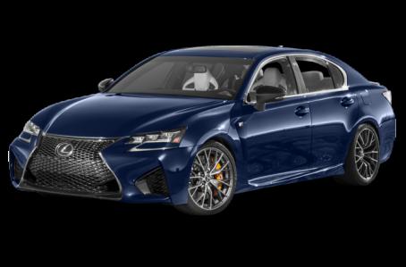 2016 Lexus GS F Exterior