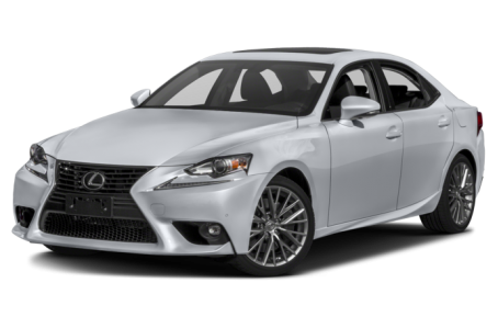 2016 Lexus IS 300 Exterior