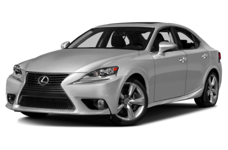 New 2016 Lexus IS 350 Exterior