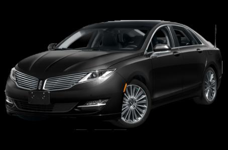 2016 Lincoln MKZ Hybrid Exterior