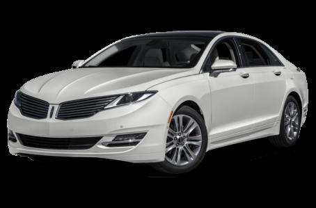 2016 Lincoln MKZ Exterior