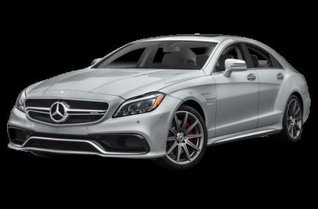2016 Mercedes-Benz AMG CLS Exterior