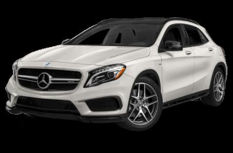 2016 Mercedes-Benz AMG GLA Exterior