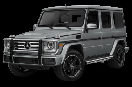 New 2016 Mercedes-Benz G-Class Exterior