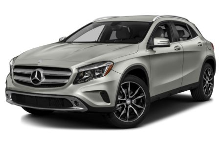 2016 Mercedes-Benz GLA-Class Exterior