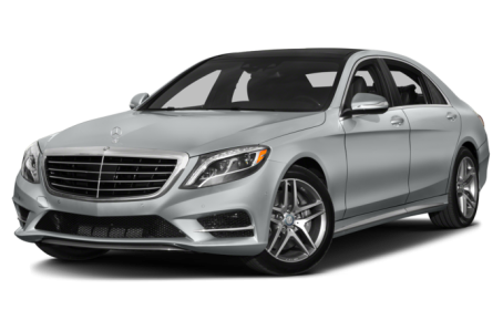 New 2016 Mercedes-Benz S-Class Exterior