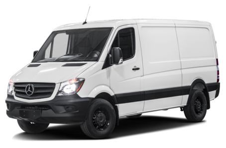 New 2016 Mercedes-Benz Sprinter Exterior