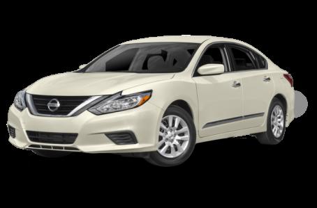 New 2016 Nissan Altima Exterior