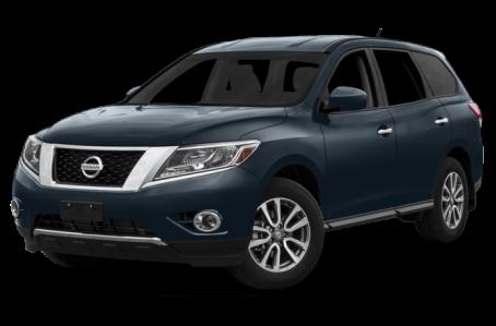 2016 Nissan Pathfinder Exterior