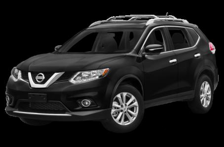 New 2016 Nissan Rogue Exterior