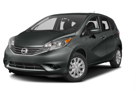 New 2016 Nissan Versa Note Exterior