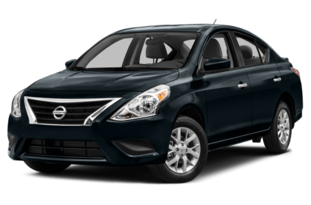 New 2016 Nissan Versa Exterior