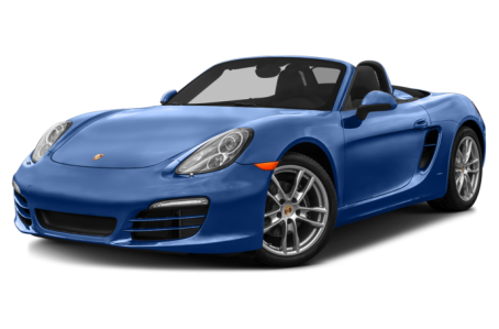 New 2016 Porsche Boxster Exterior