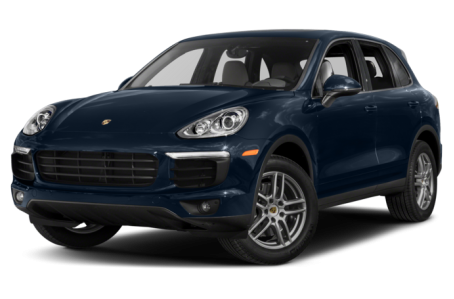 New 2016 Porsche Cayenne Exterior