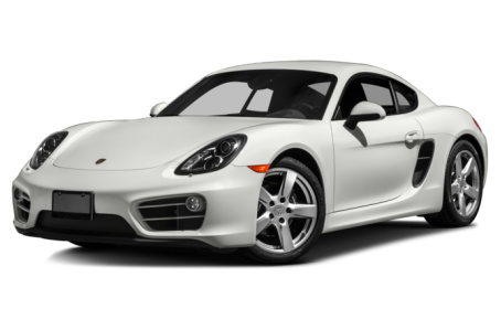 New 2016 Porsche Cayman Exterior