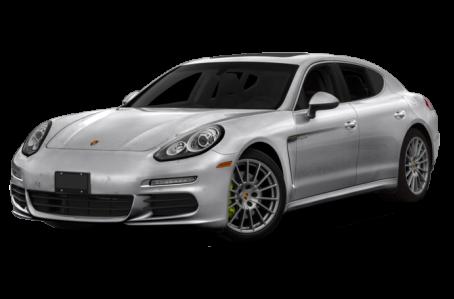 2016 Porsche Panamera E-Hybrid Exterior
