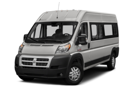 New 2016 RAM ProMaster 2500 Window Van Exterior