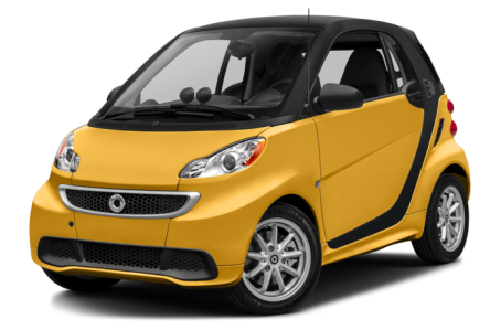 New 2016 smart fortwo electric drive Exterior