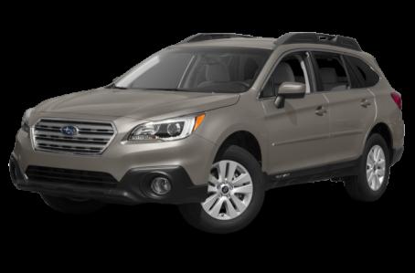 New 2016 Subaru Outback Exterior