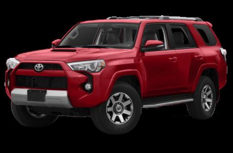 2016 Toyota 4Runner Exterior