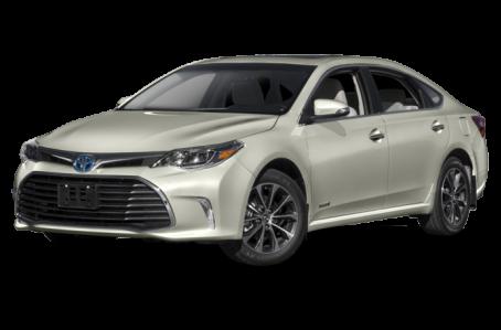 2016 Toyota Avalon Hybrid Exterior