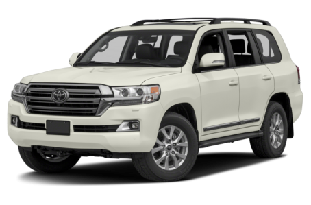 New 2016 Toyota Land Cruiser Exterior