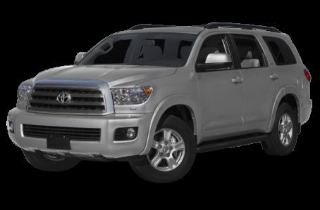 New 2016 Toyota Sequoia Exterior