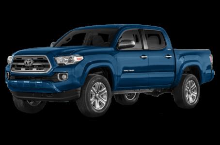 New 2016 Toyota Tacoma Exterior