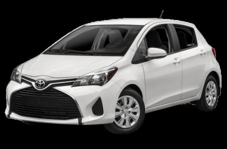 2016 Toyota Yaris Exterior