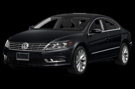 New 2016 Volkswagen CC Exterior