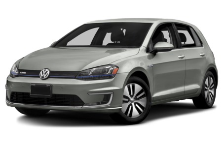 New 2016 Volkswagen e-Golf