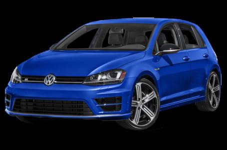 2016 Volkswagen Golf R Exterior