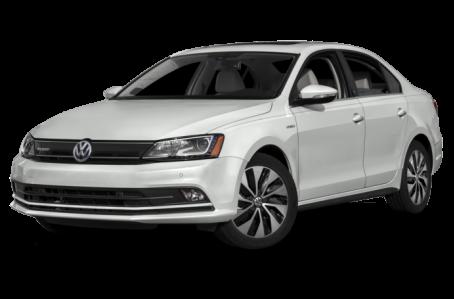 2016 Volkswagen Jetta Hybrid Exterior