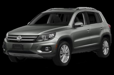 New 2016 Volkswagen Tiguan Exterior