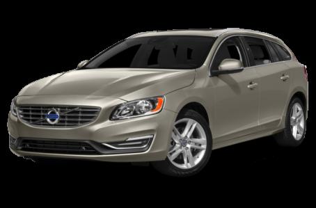New 2016 Volvo V60 Exterior