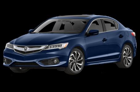 New 2017 Acura ILX Exterior