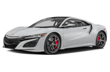 New 2017 Acura NSX Exterior