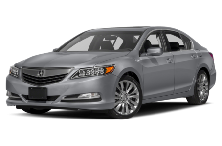 New 2017 Acura RLX