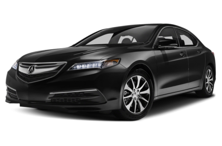 New 2017 Acura TLX Exterior
