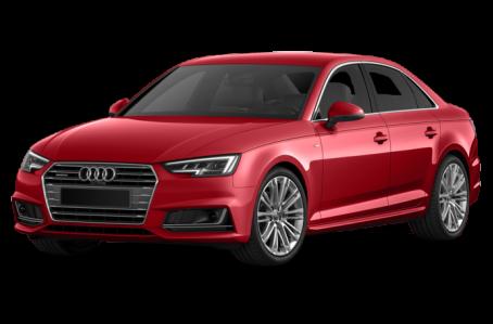 New 2017 Audi A4 Exterior