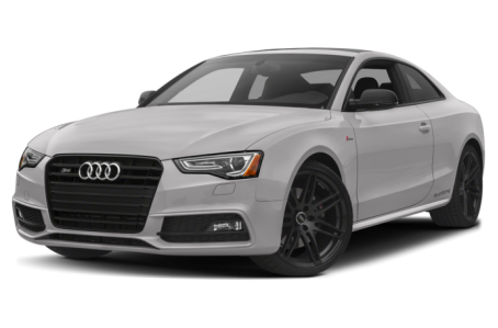 New 2017 Audi S5 Exterior