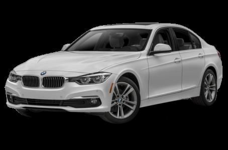 New 2017 BMW 328d Exterior
