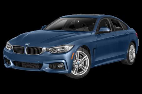 2017 BMW 440 Gran Coupe Exterior